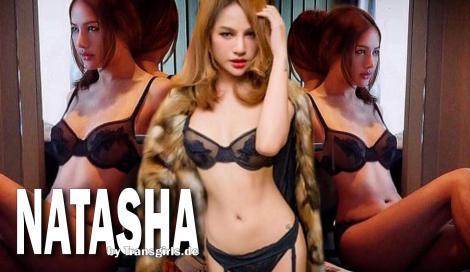 Premium Vorschaubild von TS Transe Natasha Shemale in Berlin bei Transgirls.de