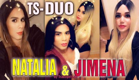 Vorschaubild Natalia und Jimena