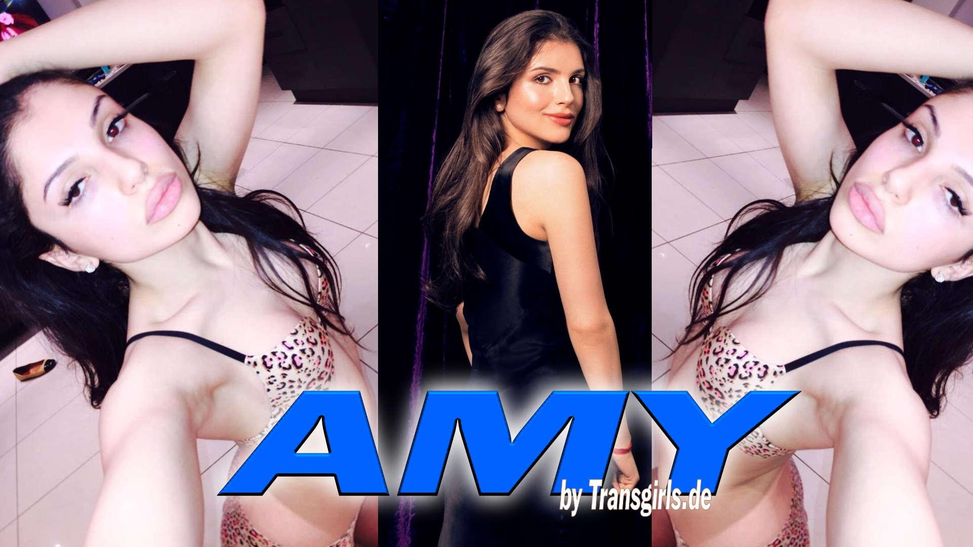Amy Shemale in M�nchen