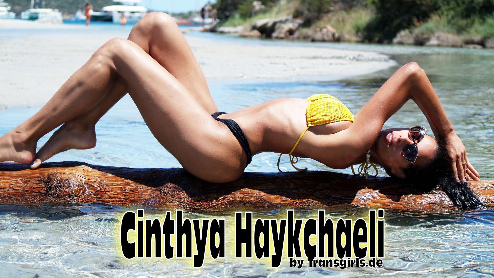 Cinthya Haykchaeli Shemale in Berlin