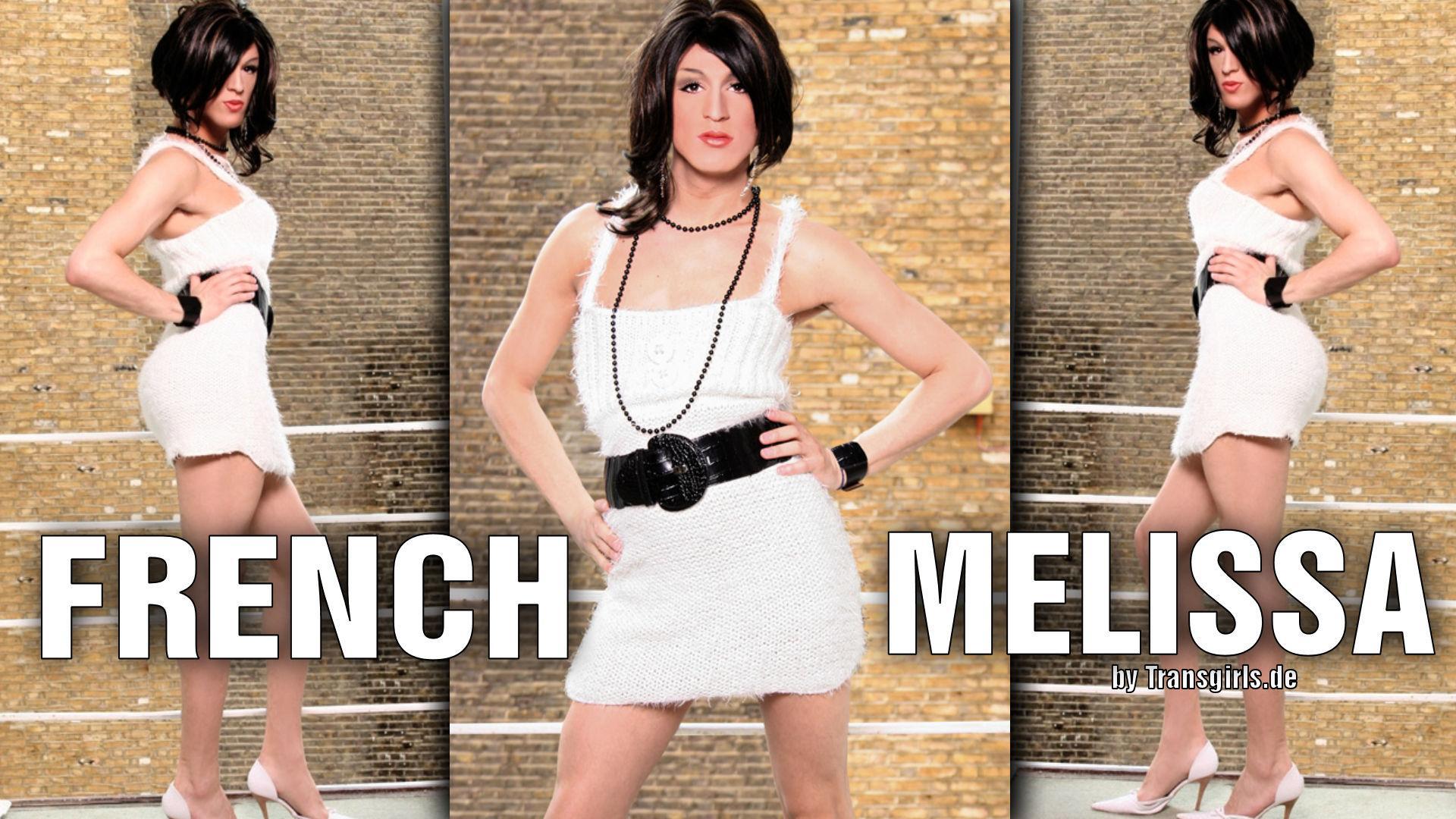French Melissa Shemale in Frankfurt am Main