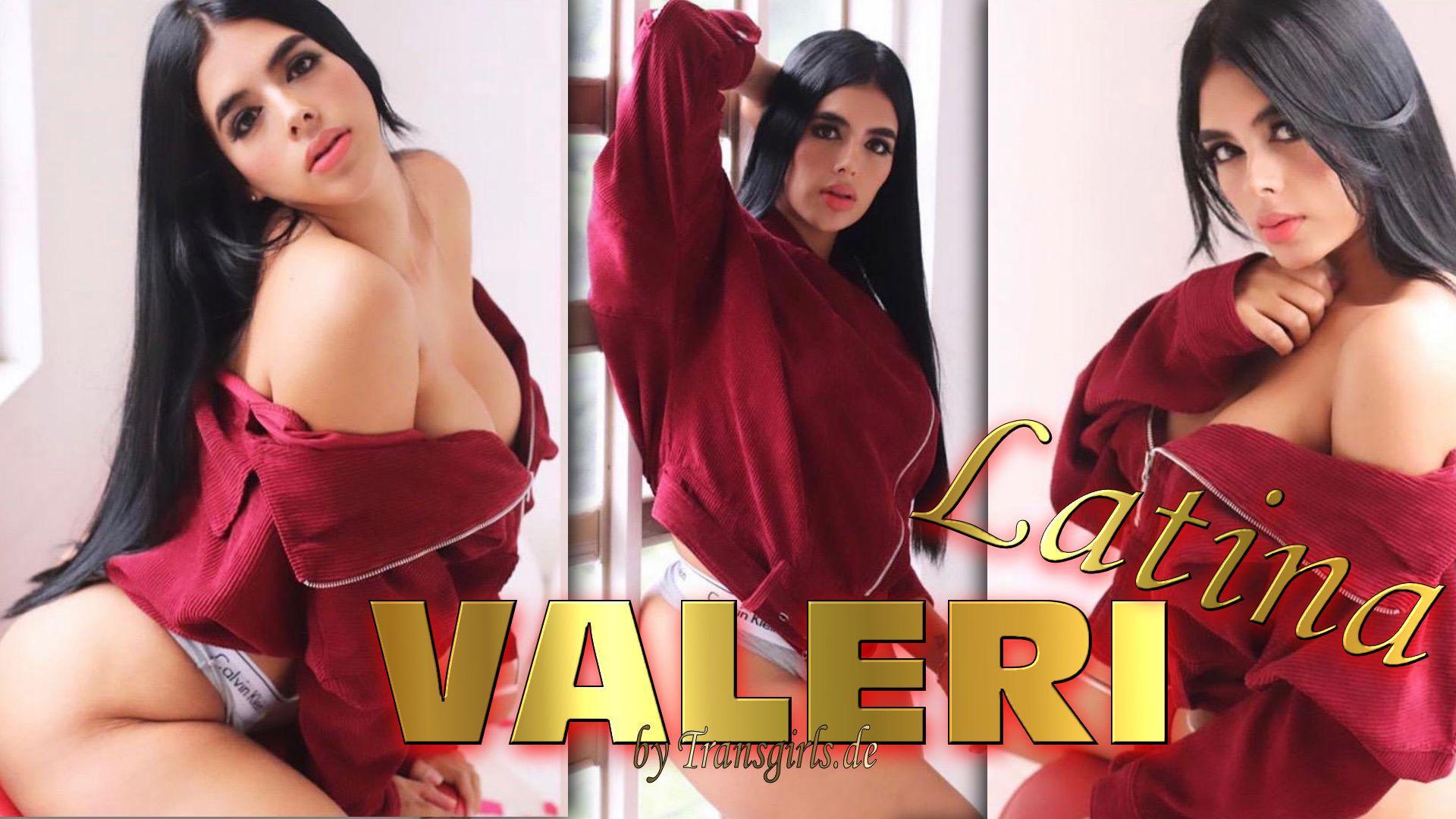 Valeri Latina Shemale in Berlin