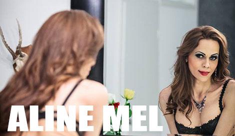 Transsexuelle Aline Mel