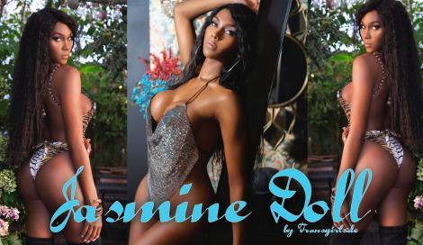 Premium Vorschaubild von TS Transe Jasmine Doll Shemale in Berlin bei Transgirls.de