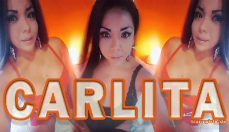 Carlita Shemale in Erfurt bei Transgirls.com