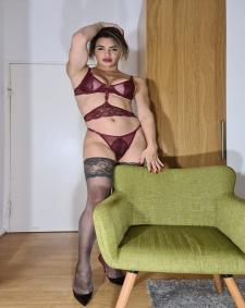 Preview picture from TS Transe Passive TS Ana XXL Shemale in Berlin at Transgirls.com