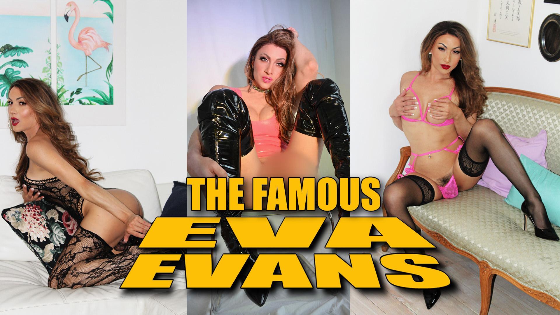 Eva Evans Shemale in Berlin