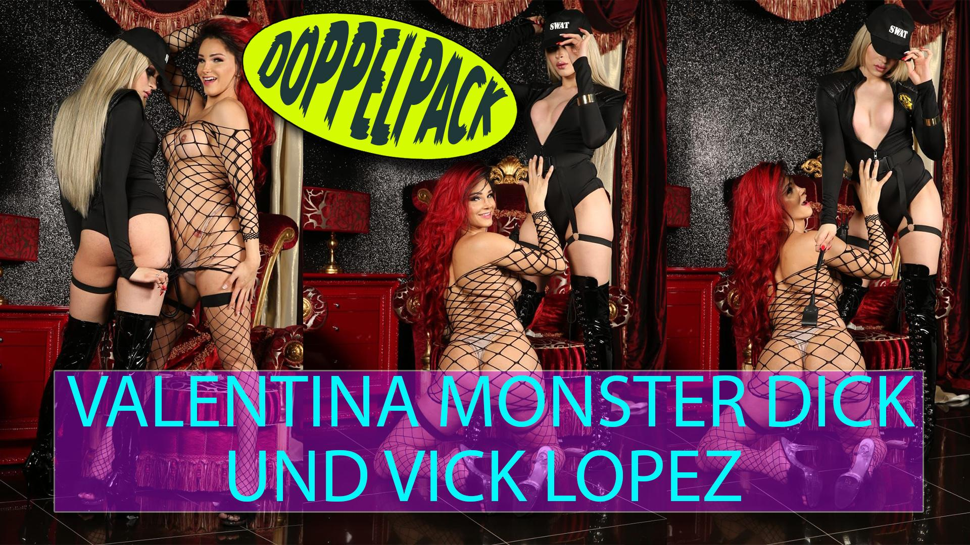 Valentina und Vicky Shemale in Berlin