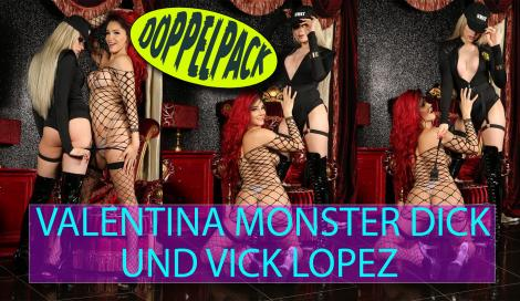 Premium Vorschaubild von TS Transe Valentina und Vicky Shemale in Berlin bei Transgirls.de