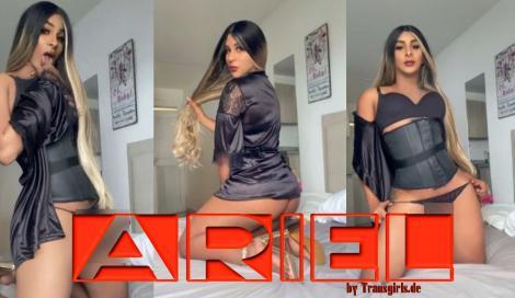 Premium Vorschaubild von TS Transe Prinzessin Ariel Shemale in Berlin bei Transgirls.de