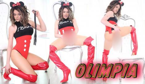 Olimpia Shemale in Bremen bei Transgirls.com