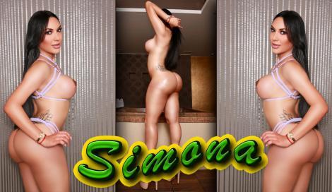 Simona Shemale in Berlin bei Transgirls.com