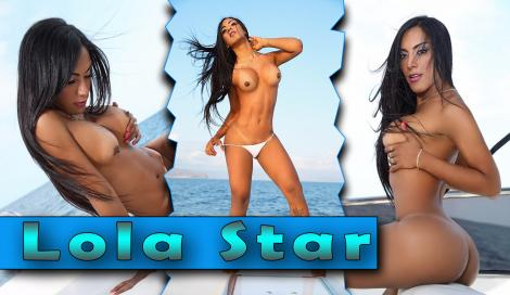 Lola Star Shemale in Wiesbaden bei Transgirls.com