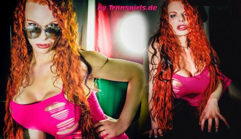 Jessica Rabbit Shemale in Berlin bei Transgirls.com