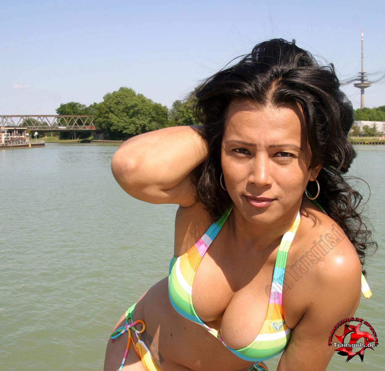 Foto Nr. 104291 von Shemale Trans Ashanty