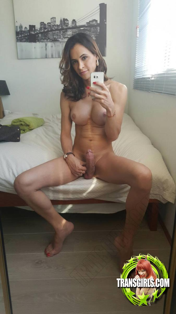 Shemale and milf sex