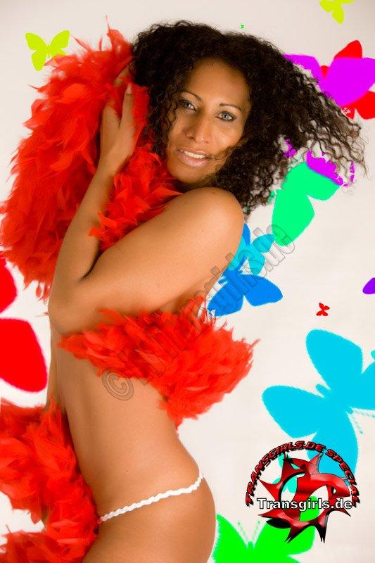 Love ts melissa Hot TS