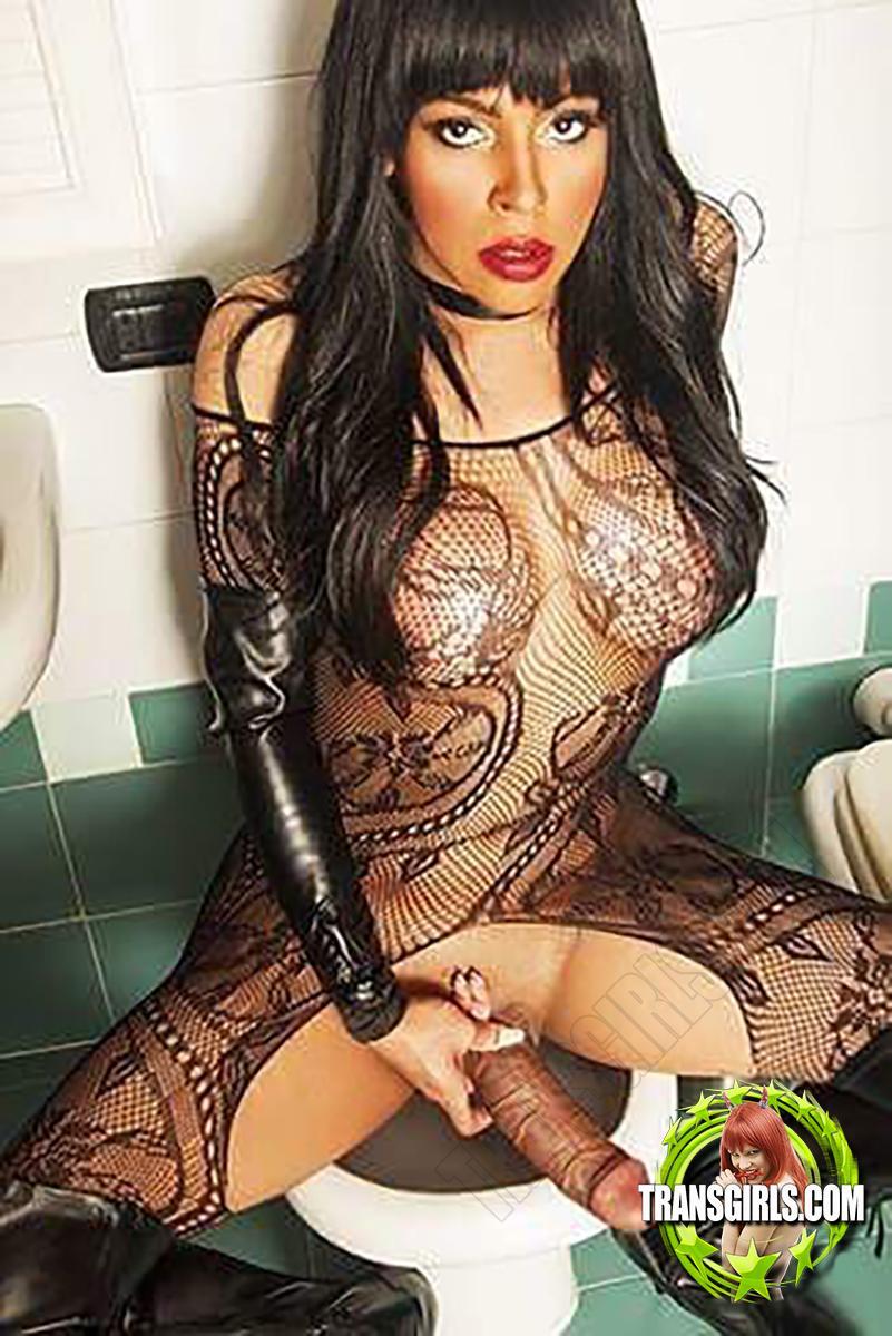 Foto Nr. 2152 von Shemale Trans British Nicole XXL