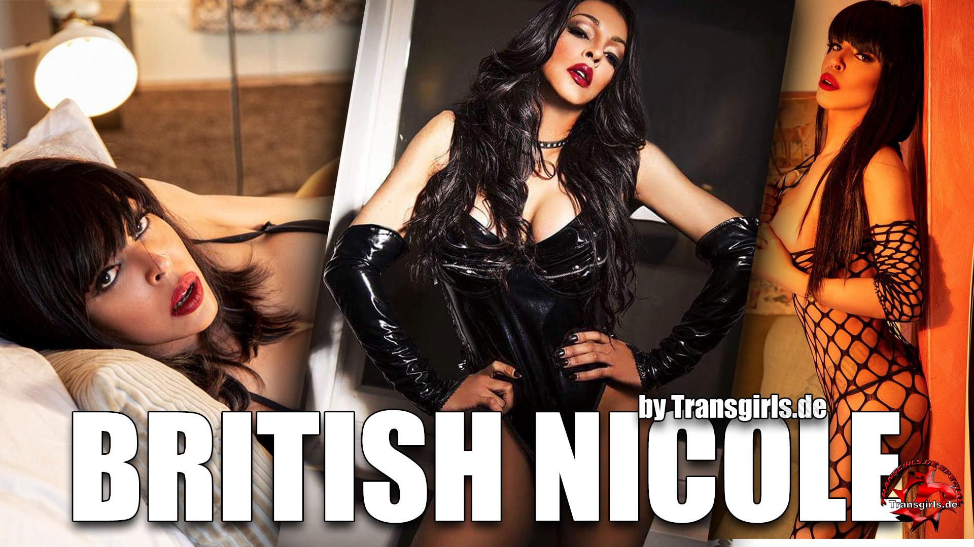 Foto Nr. 111234 von Shemale Trans British Nicole XXL