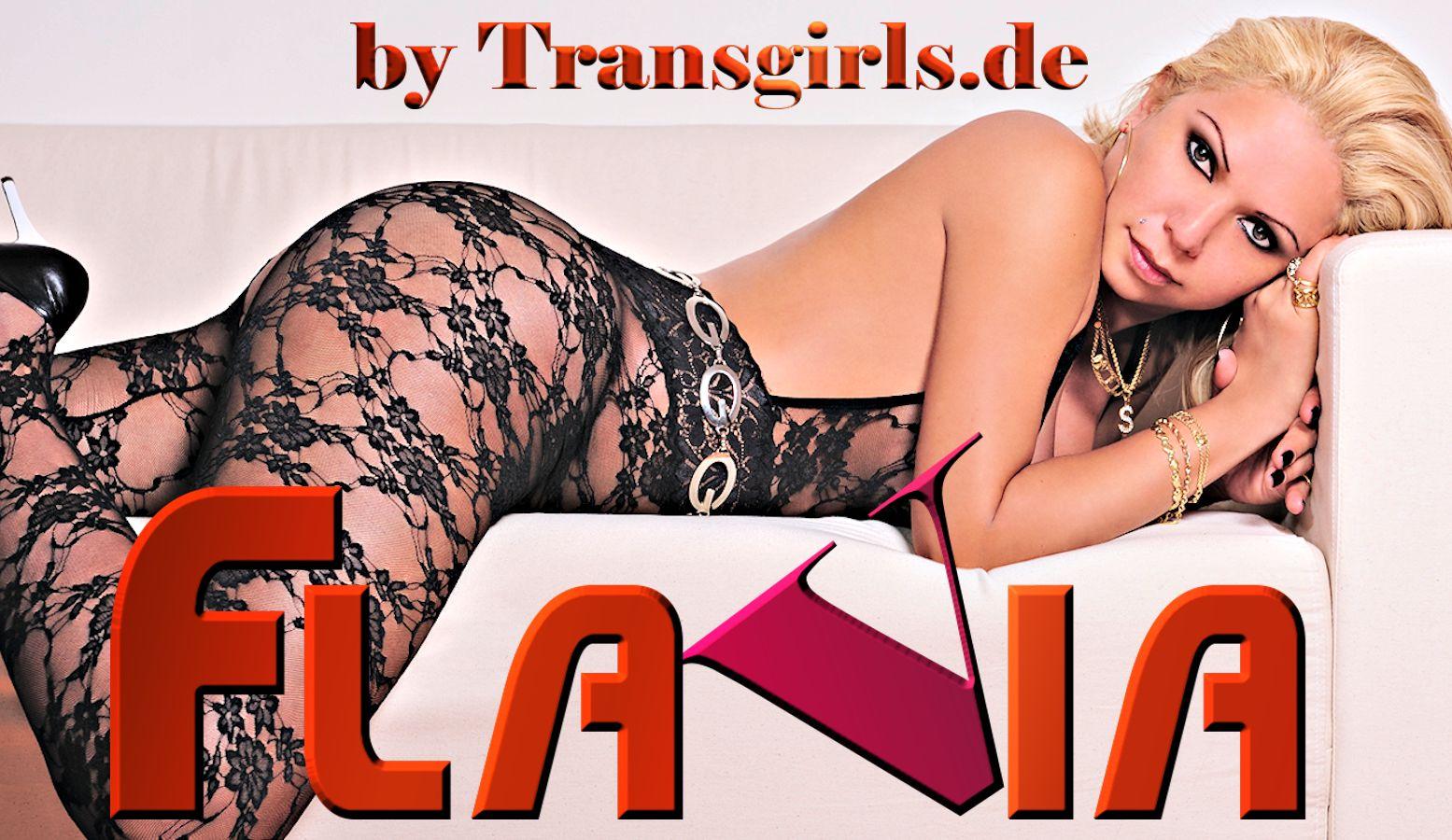 Foto Nr. 50950 von Shemale Trans Flavia