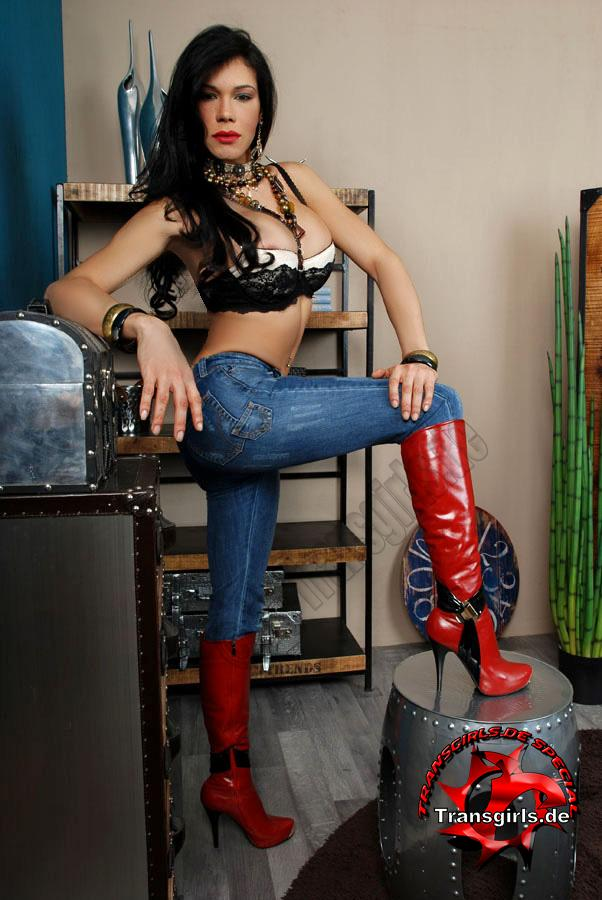 Foto Nr. 91727 von Shemale Trans Mia Gaultier