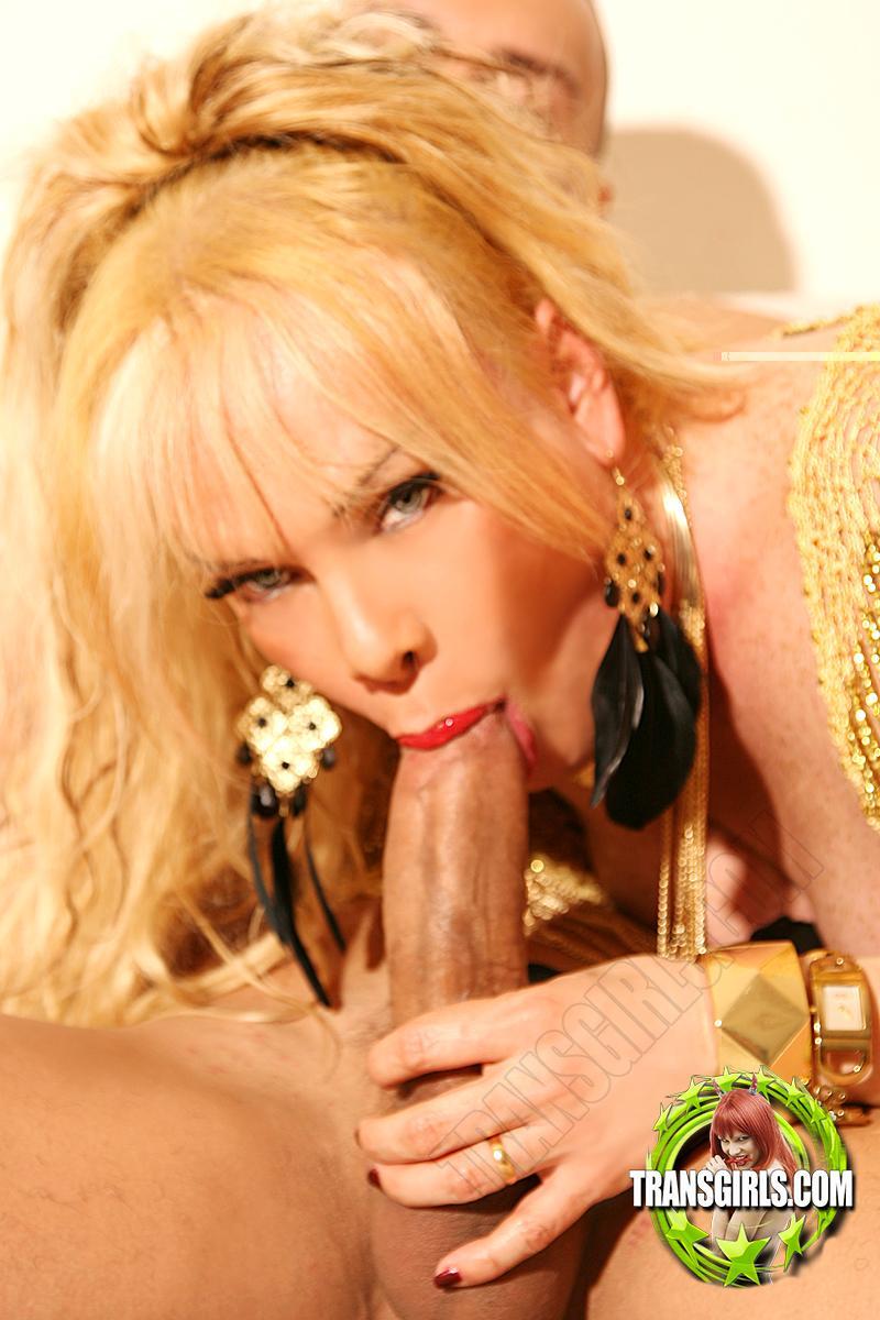 Foto Nr. 4022 von Shemale Trans Diosa Blonde