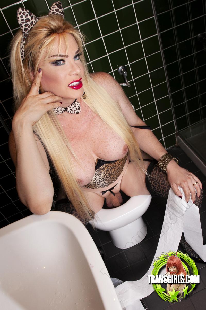 Foto Nr. 4018 von Shemale Trans Diosa Blonde