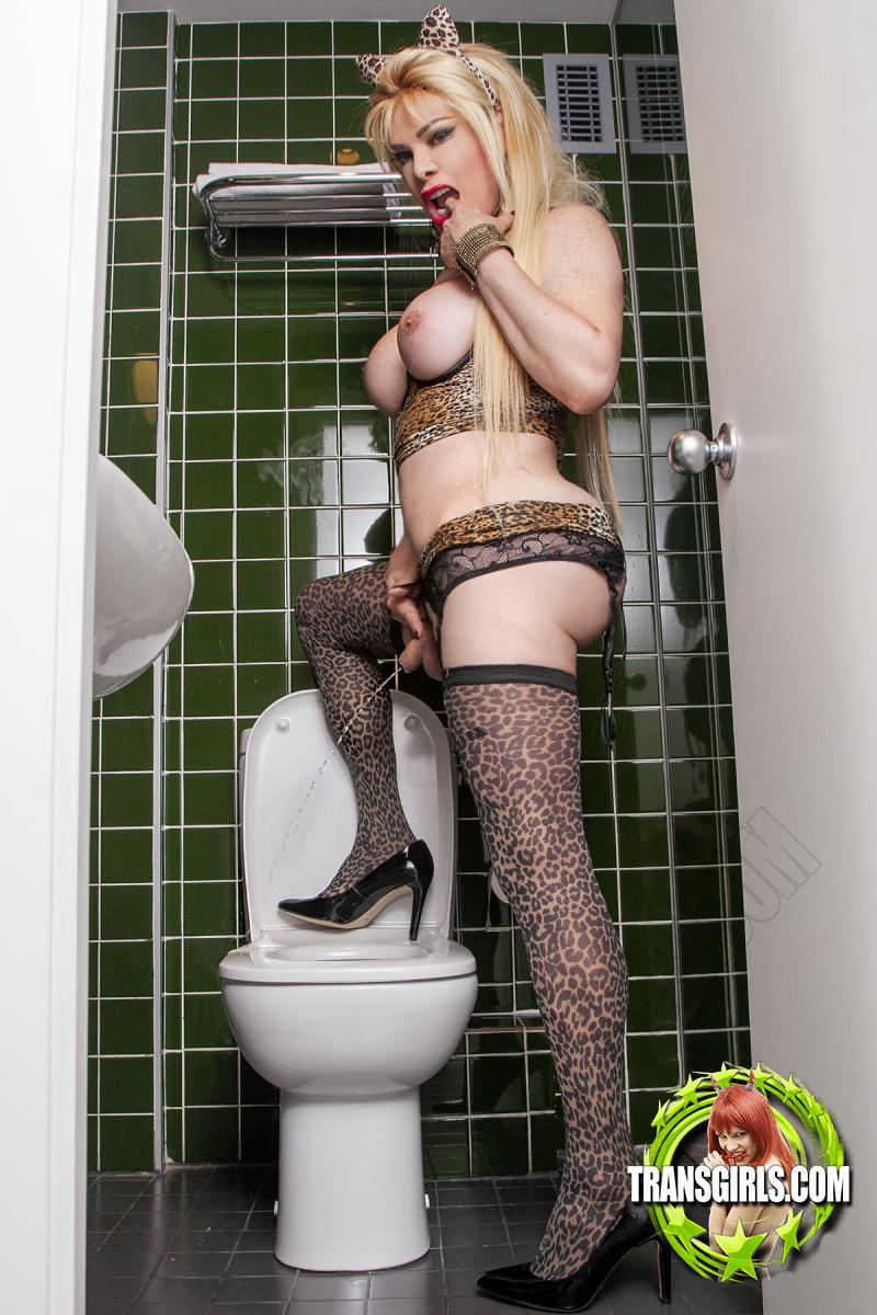 Foto Nr. 3912 von Shemale Trans Diosa Blonde