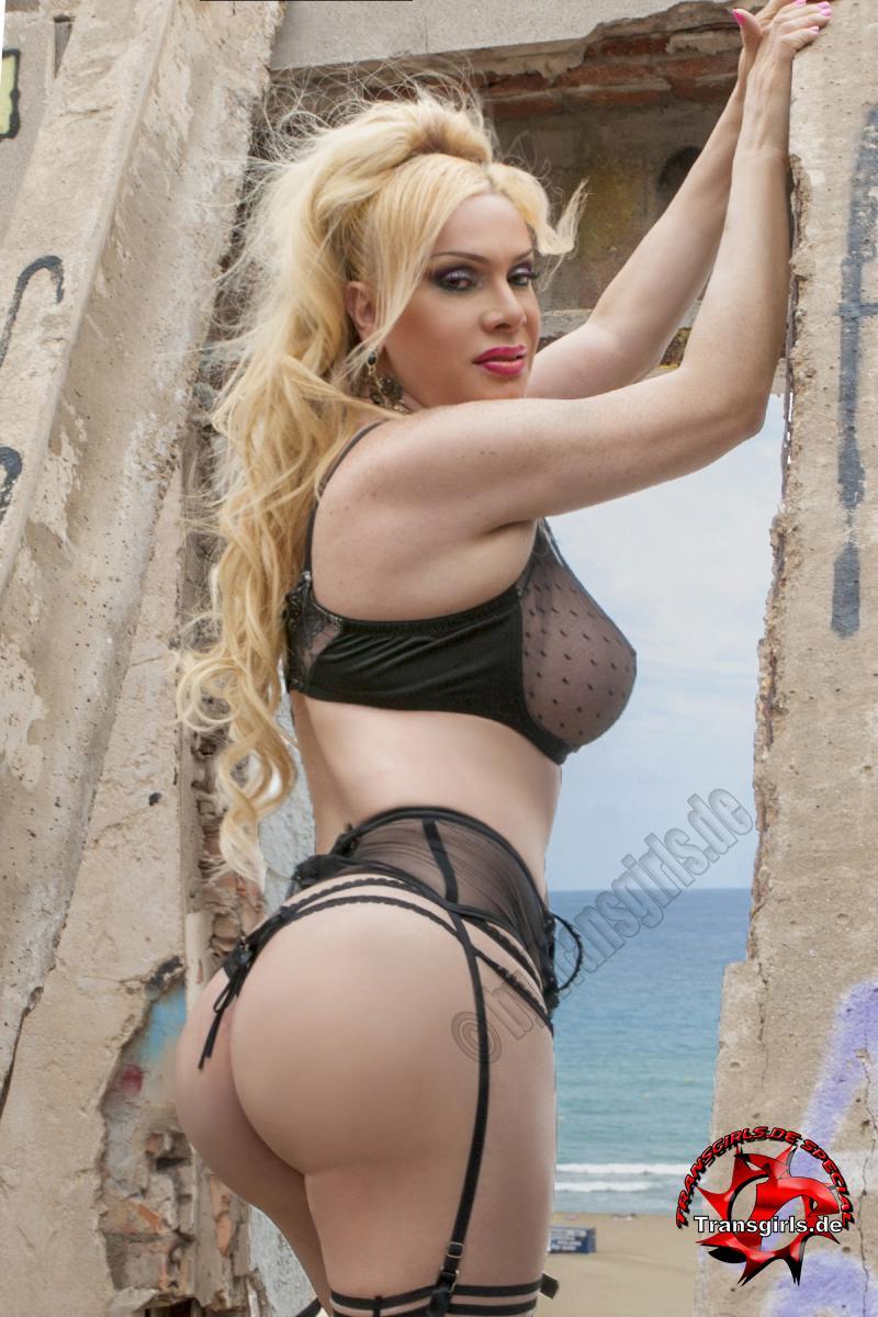 Foto Nr. 98746 von Shemale Trans Diosa Blonde