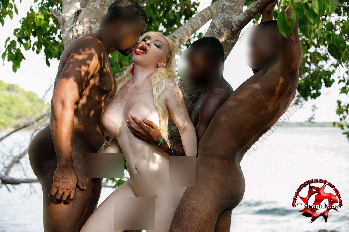 Foto Nr. 108879 von Shemale Trans Diosa Blonde