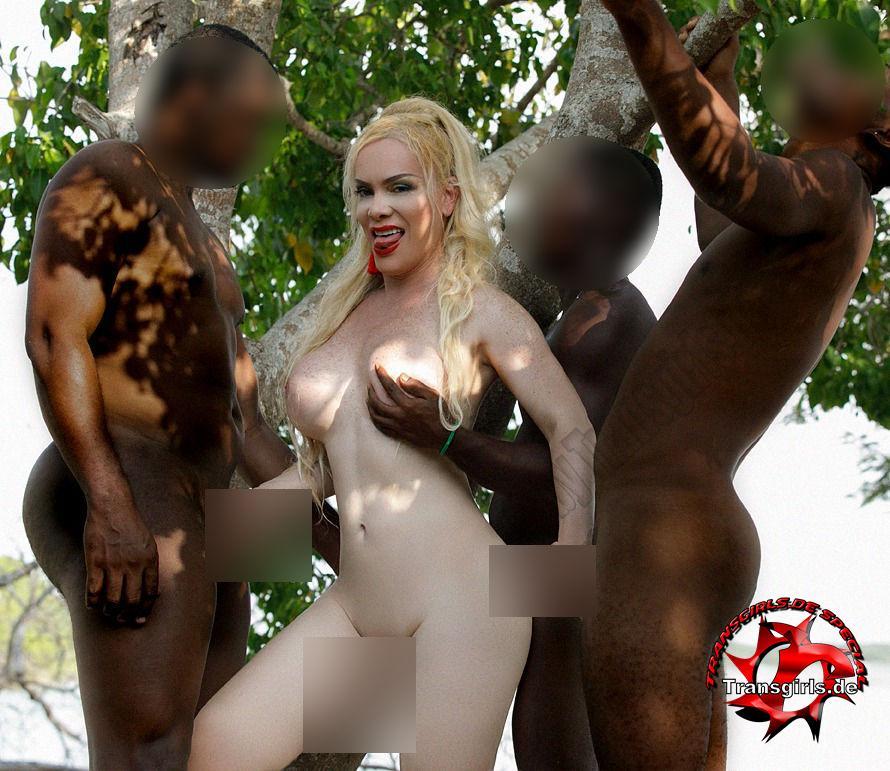 Foto Nr. 108885 von Shemale Trans Diosa Blonde