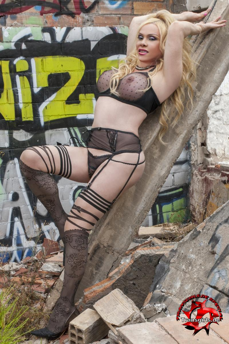 Foto Nr. 98749 von Shemale Trans Diosa Blonde