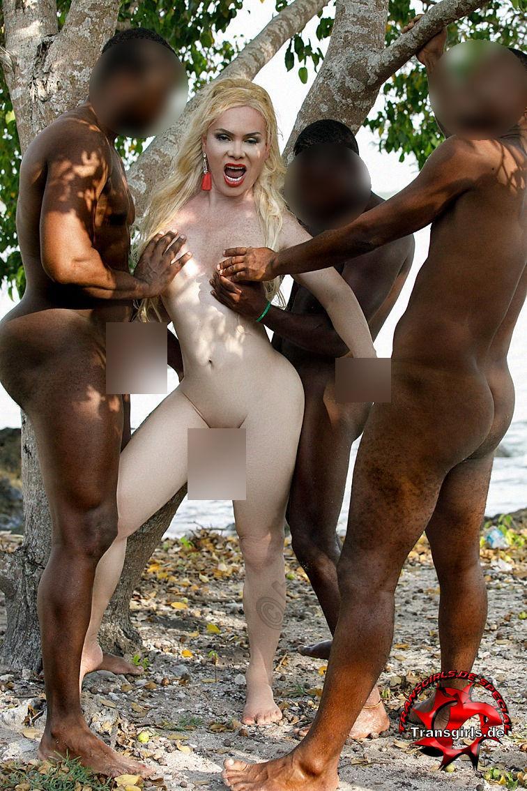 Foto Nr. 108880 von Shemale Trans Diosa Blonde