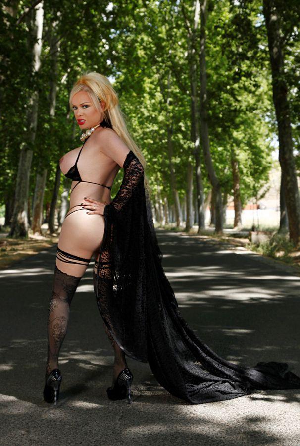 Foto Nr. 70094 von Shemale Trans Diosa Blonde