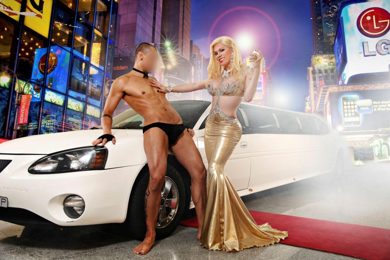 Foto Nr. 70100 von Shemale Trans Diosa Blonde