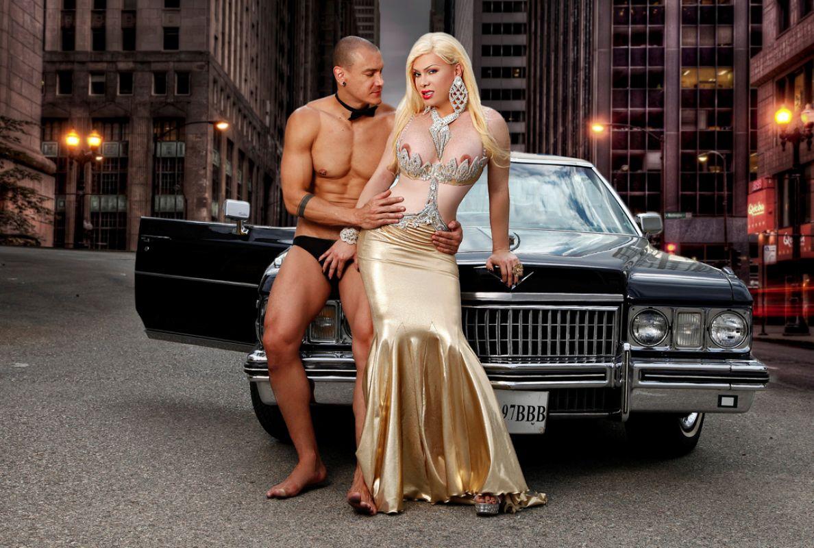 Foto Nr. 70105 von Shemale Trans Diosa Blonde