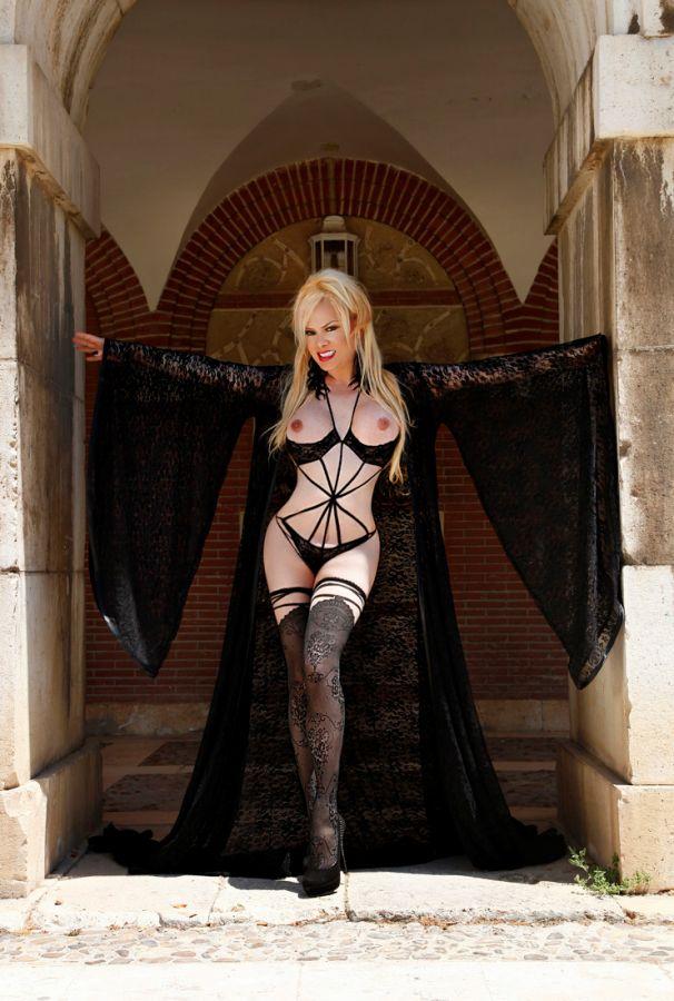 Foto Nr. 70107 von Shemale Trans Diosa Blonde