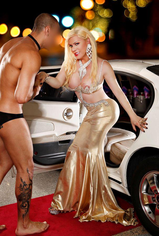 Foto Nr. 70109 von Shemale Trans Diosa Blonde