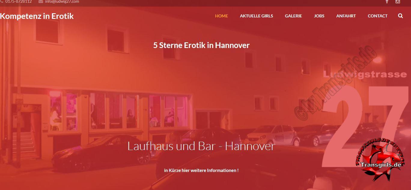 Foto Nr 95802 von Laufhaus & Bar Trans/Shemale in Hannover Ludwigstraße 26-27   Tel: 0175-8728112
