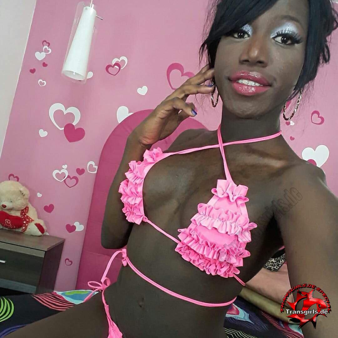 Foto Nr. 112173 von Shemale Trans Luana Black XXL