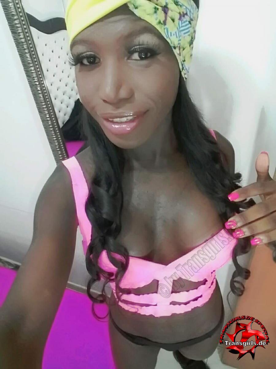 Foto Nr. 112185 von Shemale Trans Luana Black XXL