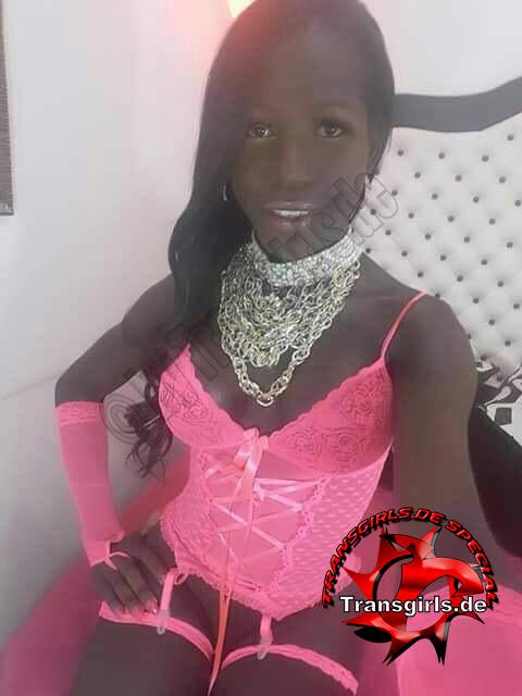 Foto Nr. 112162 von Shemale Trans Luana Black XXL