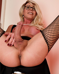 Foto von Shemale Joanna Jet in